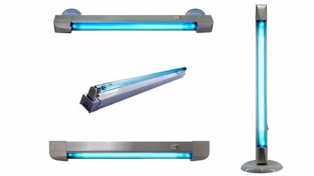 Ультрафиолетовая и кварцевая лампа против грибка