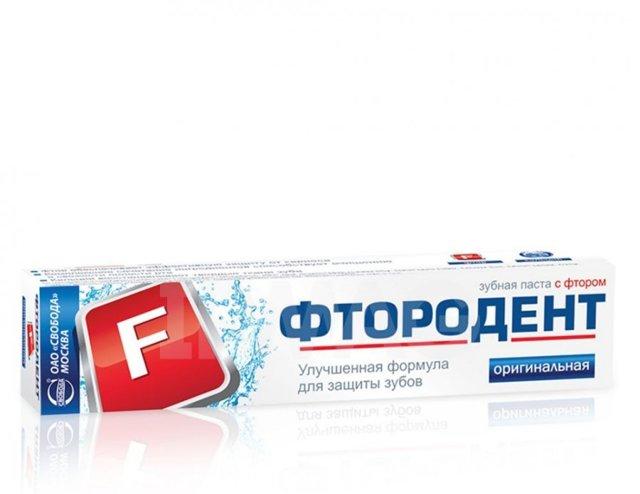 Лечение грибка зубной пастой