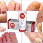 Крем паста микостоп для удаления ногтей поражённых грибком - отзывы, цена