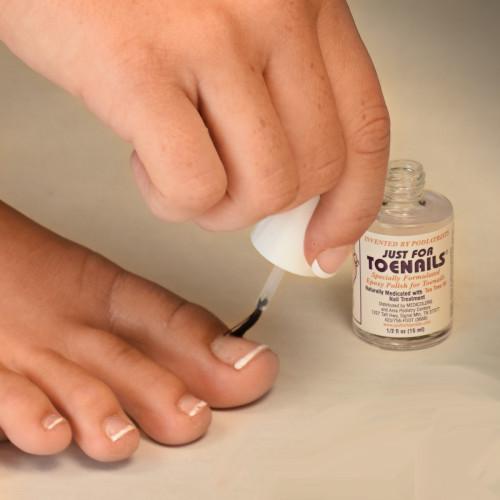Лечение грибка ногтей - препараты недорогие, но эффективные